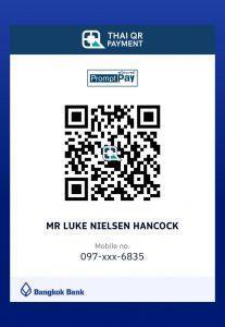 Bangkok Bank QR Payment Payment Code