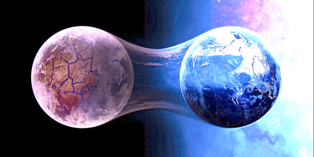 The rising of the New Earth coaching self empowerment